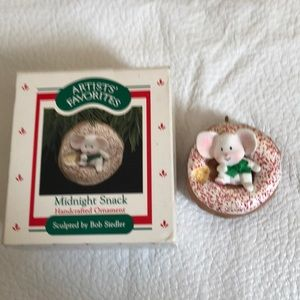 Hallmark Ornament Midnight Snack